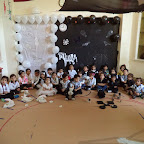 Black And White Colour Day WKSN (Playgroup)08/02/2015