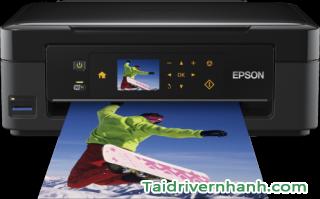 tải và setup phần mềm phần mềm cài đặt máy in Epson XP-406