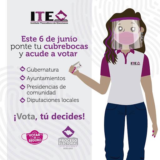 Vota, tú decides
