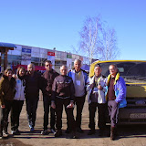 17 mars 2015 - Visite de Syktyvkar