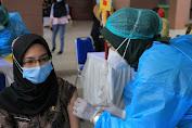 3 Bulan Vaksinasi, Kota Tangerang Lebihi Capaian Nasional