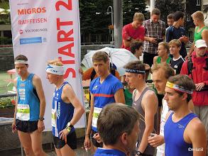 Photo: sprint semi-final start