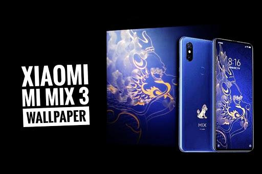 Xiaomi Mi Mix 3 Special Edition Wallpaper