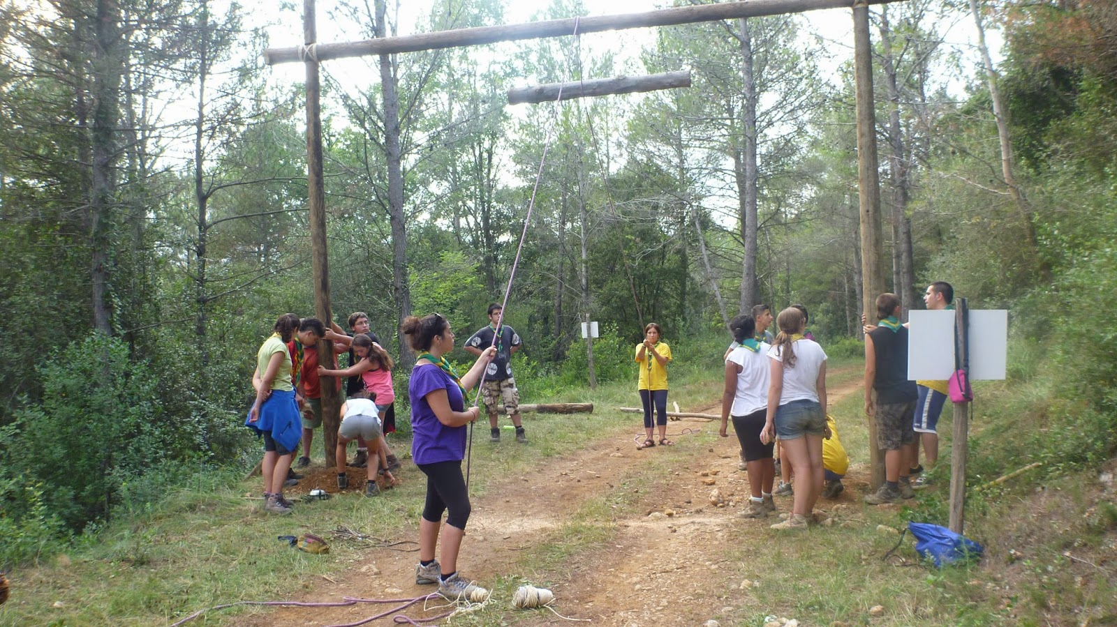 Campaments Estiu Cabanelles 2014 - P1070179.JPG