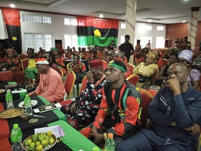 UN, EU, AU; Biafra is coming whether you like it or not