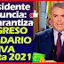 Se Garantiza INGRESO SOLIDARIO IVA  Hasta 2021 Presidente anuncio