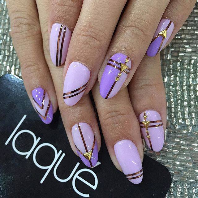 Funky Latest Nails Styles Ensign - Nail Art Design Ideas ...