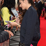 OIC - ENTSIMAGES.COM - Parisa Tarjomani  - Only The Young Band at The Bad Education Movie - world film premiere in London 20th August 2015 Photo Mobis Photos/OIC 0203 174 1069