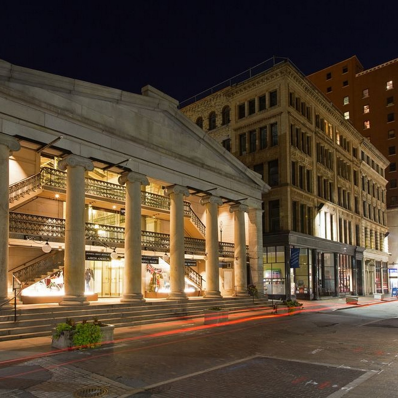 America's Oldest Mall Converted Into Micro-Apartments