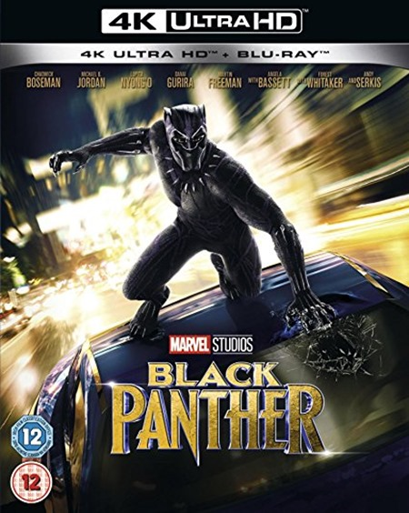 Black Panther 4K UHD