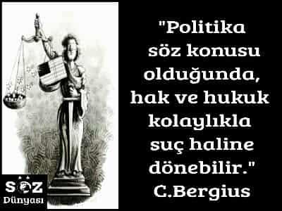 Politika,Siyaset İle İlgili Sözler