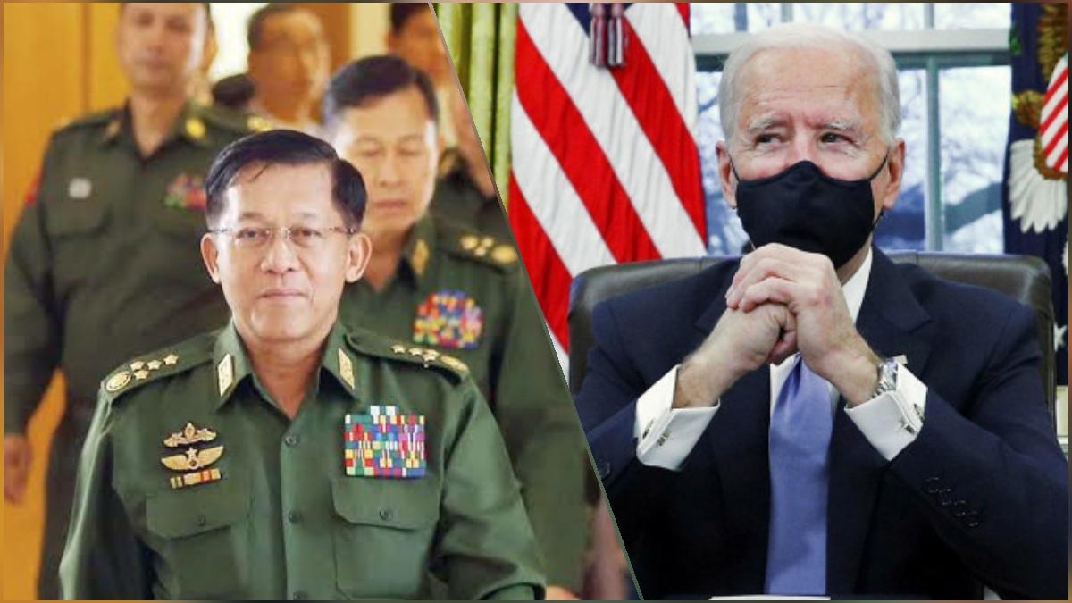 Joe Biden Bekukan Akses USD 1 Miliar Milik Para Jenderal Myanmar Imbas Kudeta
