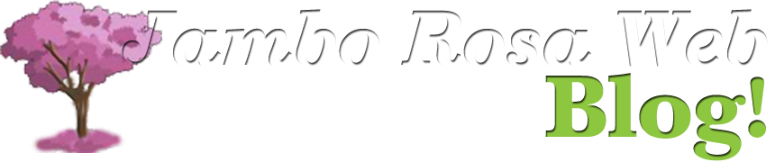 Jambo Rosa Web - Blog!