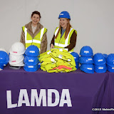 OIC - ENTSIMAGES.COM -  at the   LAMDA West London campus launch London 12th February 2015