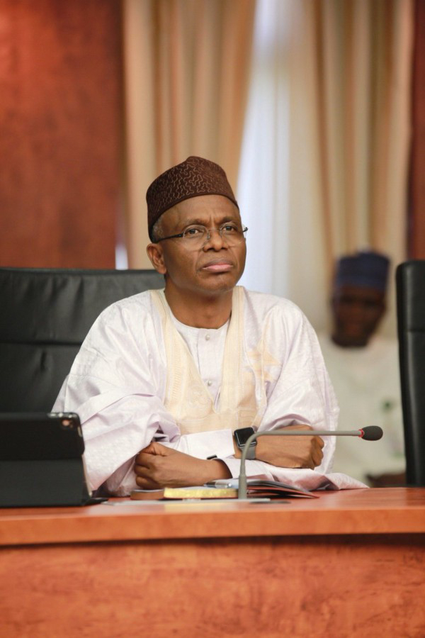If my son is kidnapped, I will rather pray for him to make heaven than pay any ransom – Governor El-Rufai