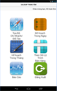 App Quản lý Ích Nhân - náhled