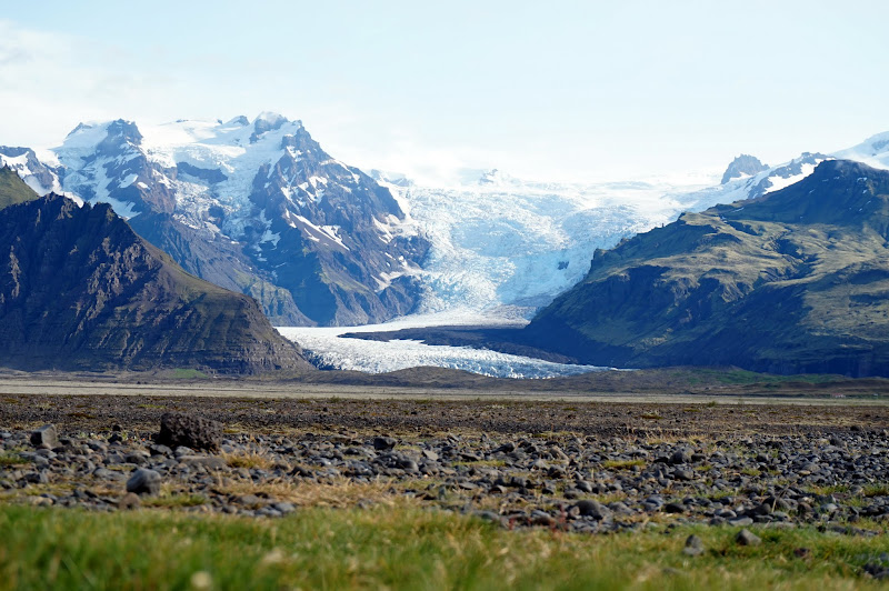 DSC05262 - Glacier near Skaftafell