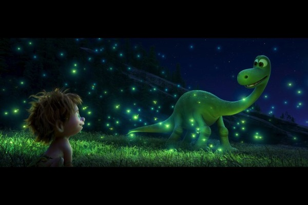 TheGoodDinosaur Lightning Bugs