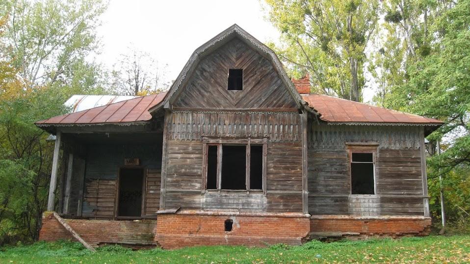 дом в каднице