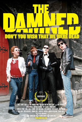 The Damned: Ευχήσου να Ημασταν Νεκροί / The Damned: Don't You Wish That We Were Dead Poster