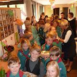 Høst og fødselsdagsgudstjeneste 2010
