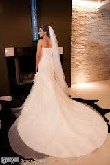 Foto 0591. Marcadores: 02/04/2011, Casamento Andressa e Vinicius, Fotos de Vestido, Teresopolis, Vestido, Vestido de Noiva