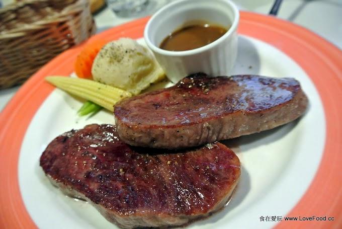 新竹大遠百【Mii House】等電影時不錯的餐廳選擇