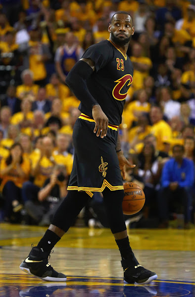 In Honor of Bryce Bronny and Zhuri LeBron Leads Cavs to Game 5 Win