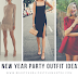 HOW TO DRESS FOR NEW YEAR PARTY: PARTY DRESSES, OUTFIT IDEAS