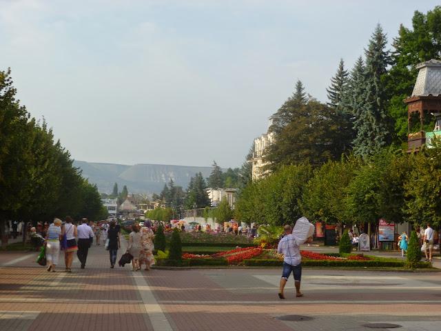 Kislovodsk (Kraï de Stavropol), 18 août 2014. Photo : J. Marquet