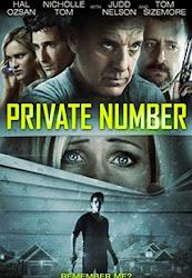 Private Number - Chuỗi số bí ẩn