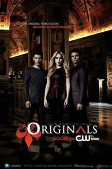 capa The Originals 1ª Temporada
