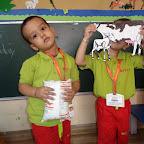 Introduction of Cow & Making Milkshake (Playgroup) 07.09.2015