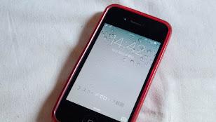 ホワイトノイズ再生機として余生を送っているiPhone 4s