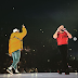 Woowu: Drake officially ends beef with Chris Brown, brings him on stage at his concert in LA (Photos)