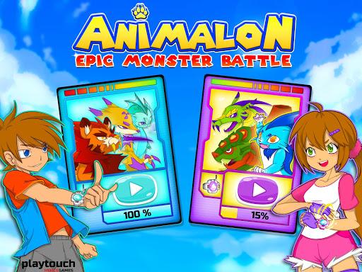 Animalon: Epic Monsters Battle 12 screenshots 1