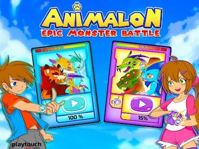 Animalon: Epic Monsters Battle – Mod APK Latest Version 1