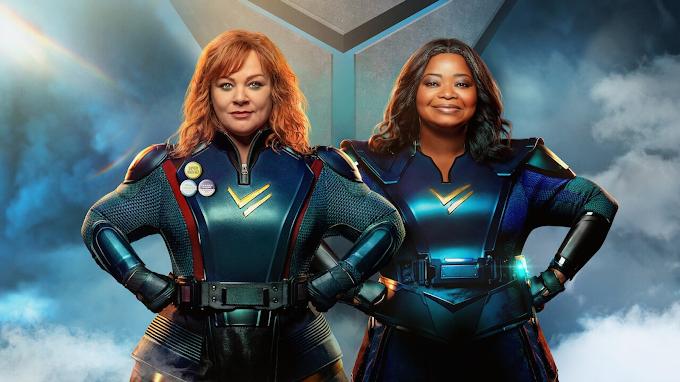 Patrulla Trueno: Una mediocre parodia de superhéroes al servicio de Melissa McCarthy