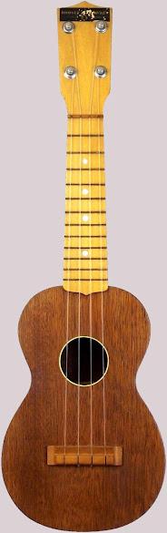 Boosey & Hawkes Branded Brüko Acoustic Soprano Ukulele Corner