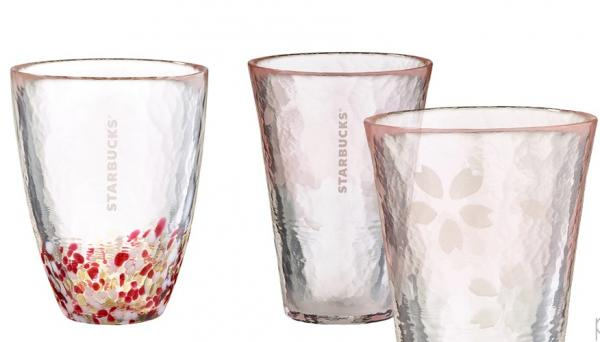 10 台灣星巴克期間限定櫻花杯系列,台灣224開賣,今年的款式實在太生火了啊!