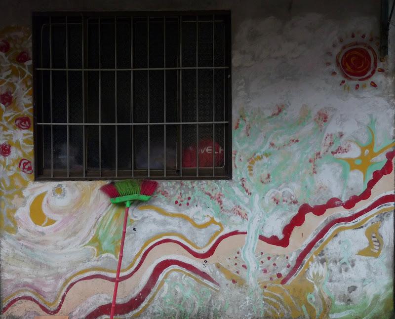 TAIWAN.Shen Keng , dans la banlieue de Taipei - P1100059.JPG