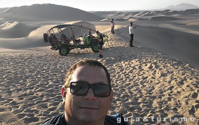 Deserto de Huacachina - Peru