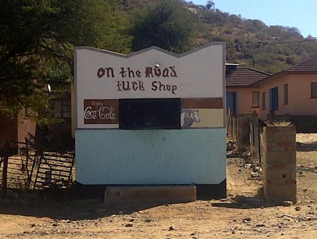 A colorful tuck shop