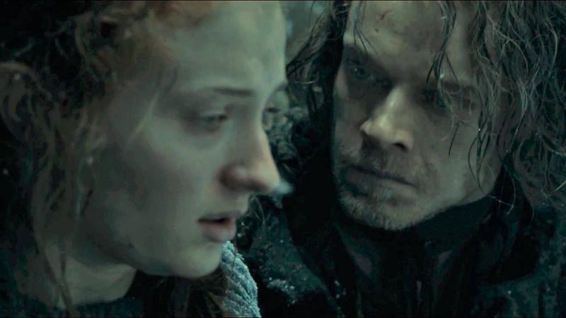 Vete donde Jon, él te protegerá - Game of Thrones