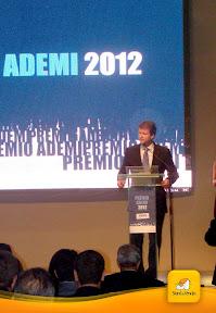 Nilson Sarti presidente da ADEMI BA