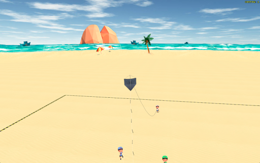 Kite Flying Battle - Layang Layang 1.2 gameplay | by HackJr.Pw 13