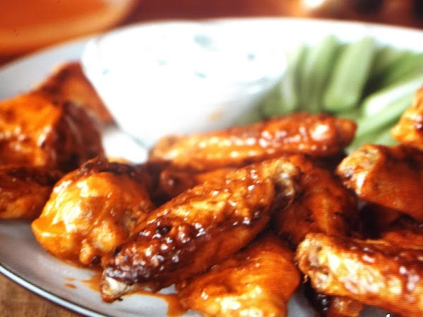 Oven Fried Buffalo Wings Recipe