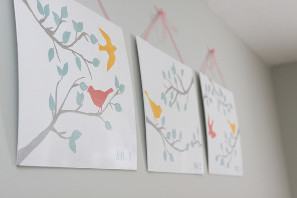 Baby Nursery Charming Diy Decor