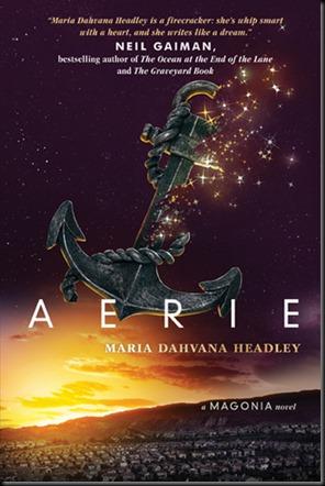 Aerie  (Magonia #2)