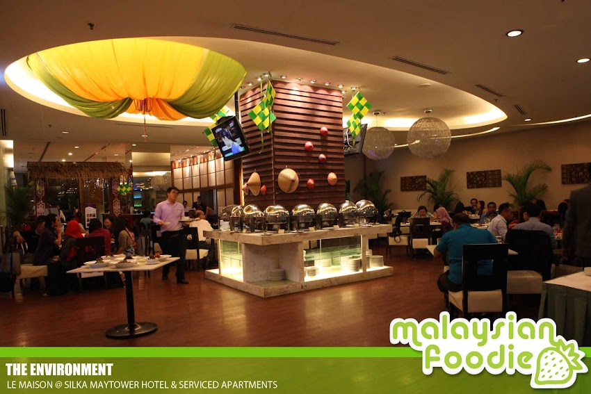 RAMADAN BUFFET AT LE MAISON, SILKA MAYFLOWER HOTEL (INVITED REVIEW)